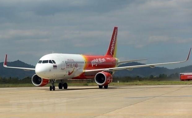 Suspende Vietjet Air sus vuelos a Hong Kong hinh anh 1