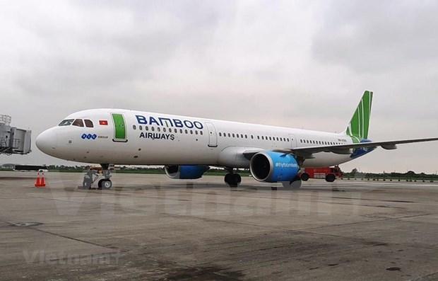 Recibe Bamboo Airways certificado de Organizacion de Formacion Aprobada hinh anh 1