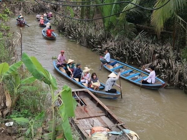 Aumenta conexion turistica entre Camboya, Myanmar, Tailandia y Vietnam hinh anh 1
