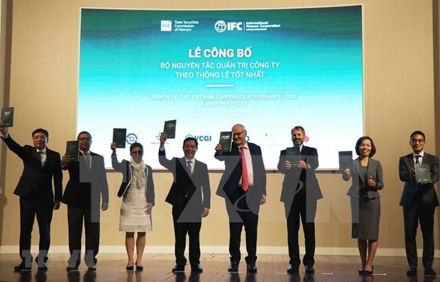 Presentan en Vietnam codigo de mejores practicas de gobierno corporativo hinh anh 1