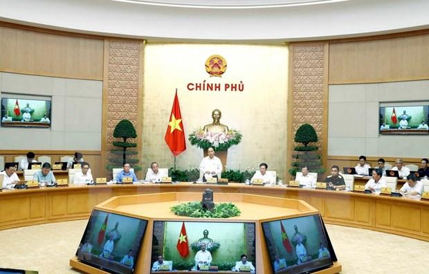 Gobierno de Vietnam pide medidas para garantizar coherencia de regulaciones legales hinh anh 1