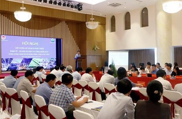 Reafirman que la region sudeste y el Delta del Mekong son motores para el crecimiento de Vietnam hinh anh 1