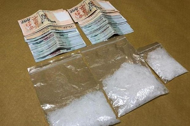 Trafico de drogas en tendencia creciente en Singapur hinh anh 1