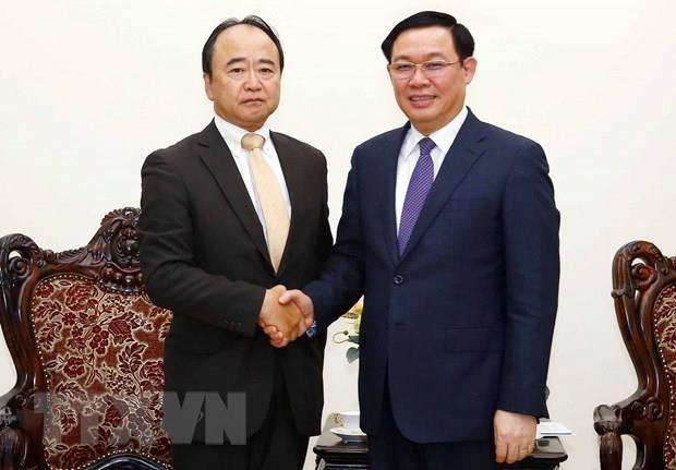 Destacan inversion de grupo japones AEON en Vietnam hinh anh 1