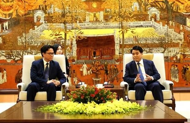Vietnam y Camboya reafirman esfuerzos por consolidar amistad binacional hinh anh 1