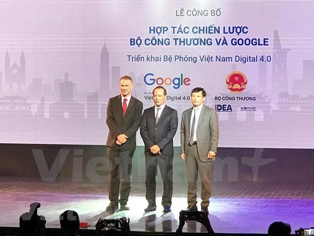Amplia Google proyecto de capacitacion de habilidades digitales en Vietnam hinh anh 1