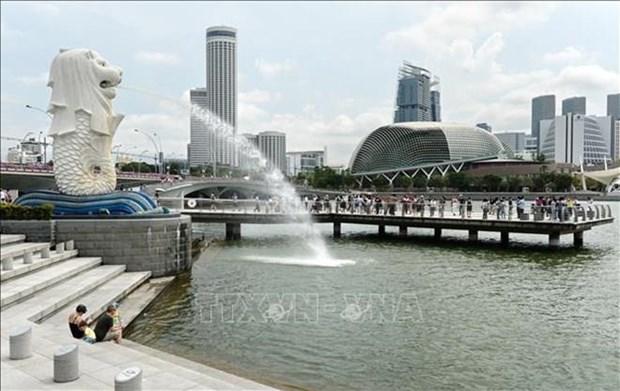 Aumentan en Singapur inversiones en tecnologia financiera hinh anh 1