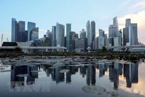 Disminuyen exportaciones de Singapur por quinto mes consecutivo hinh anh 1