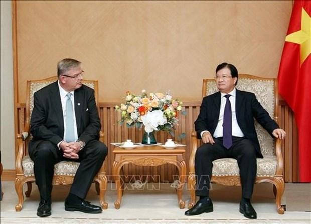 Estimula Vietnam inversion extrajera en proyectos de energia renovable hinh anh 1