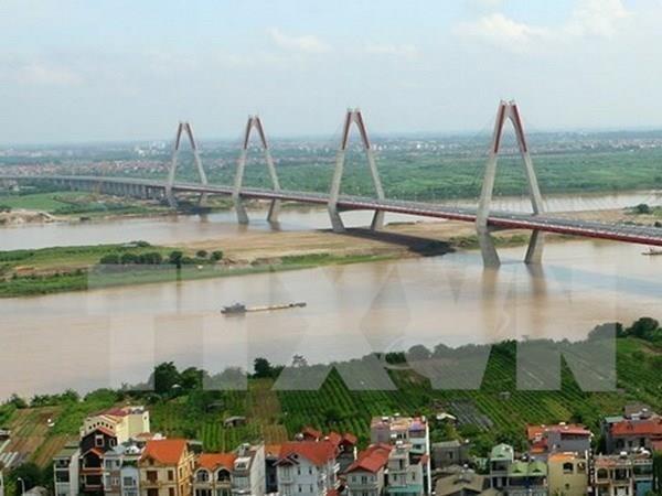 Destacan al rio Rojo de Vietnam entre los ocho mejores del mundo para cruceros hinh anh 1