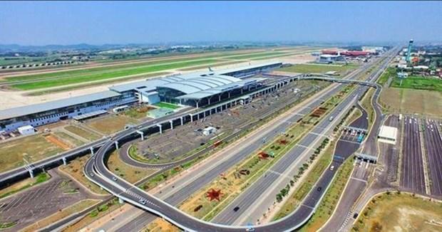 Publicaran plan de ajuste del aeropuerto internacional de Noi Bai hinh anh 1