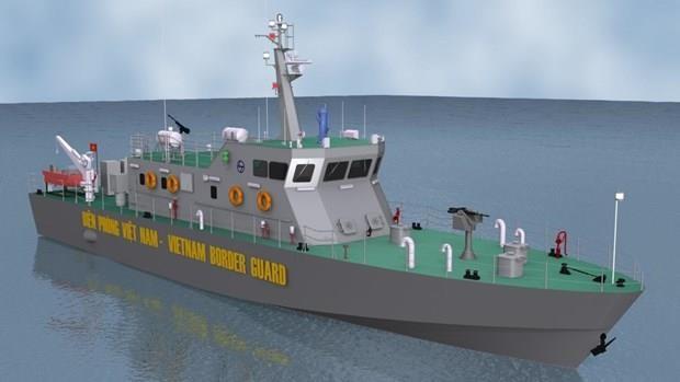 Respalda la India a Vietnam en construccion de buques patrulleros hinh anh 1