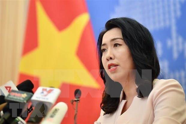 Exige Vietnam a China retirar barcos de sus aguas hinh anh 1