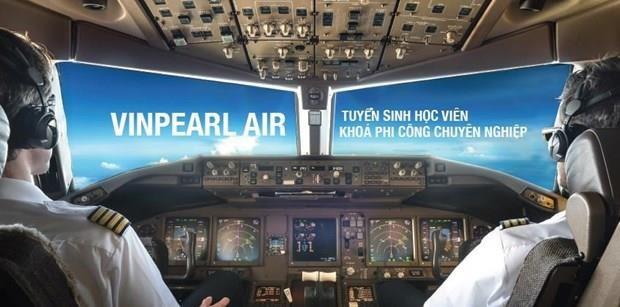 Escuela de Vingroup inscribe a estudiantes de su primer curso para pilotos y especialistas de la aviacion hinh anh 1