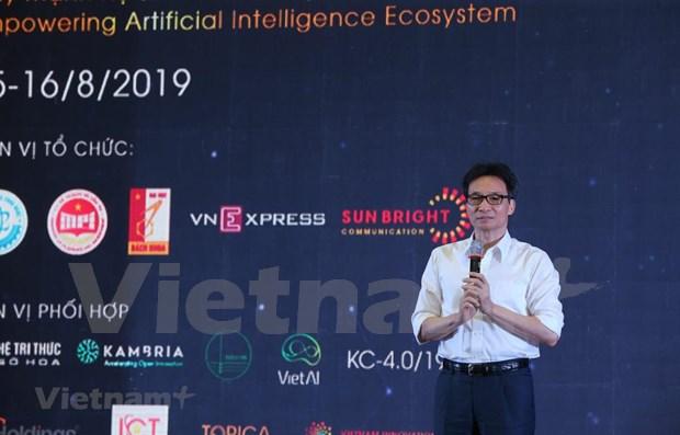Califican a la inteligencia artificial como gran oportunidad para Vietnam hinh anh 1
