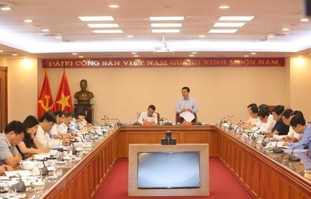 Pide Vietnam a robustecer desempeno de la prensa en lucha anticorrupcion hinh anh 1