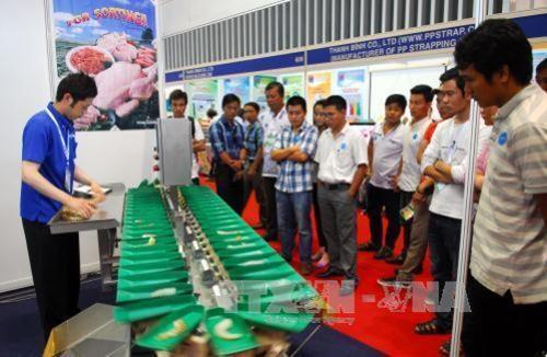 Celebraran Exposicion y simposio internacional de Acuicultura de Vietnam hinh anh 1