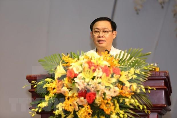 Pide vicepremier vietnamita mayores esfuerzos para desarrollar nuevas areas rurales en el pais hinh anh 1