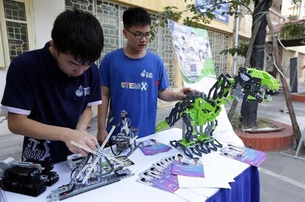 Jovenes de ASEAN interesados en mejorar habilidades blandas hinh anh 1