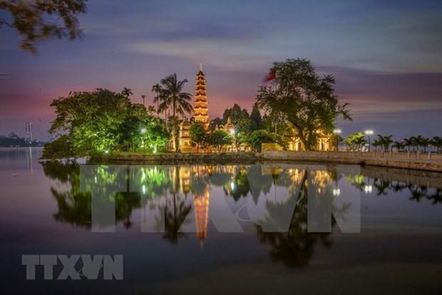 Figuran pagodas de Vietnam entre las mas hermosas del mundo hinh anh 1