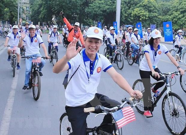 Celebran en Vietnam Dia de la Familia de la ASEAN hinh anh 1