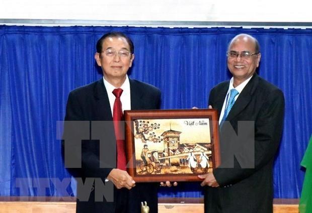 Vietnam, pilar fuerte en politica hacia el Este de India hinh anh 1