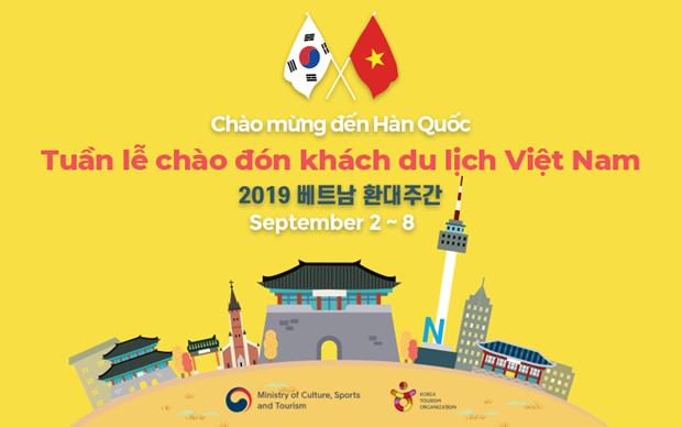 Celebraran en Corea del Sur Semana de Bienvenida a Turistas de Vietnam hinh anh 1