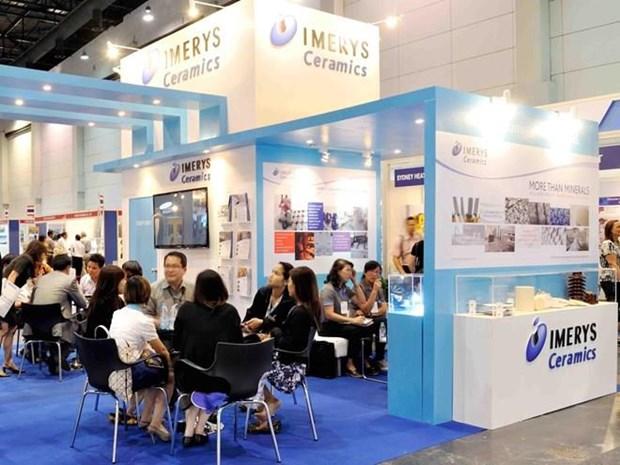 Acoge Tailandia la Exposicion de Ceramica ASEAN 2019 hinh anh 1