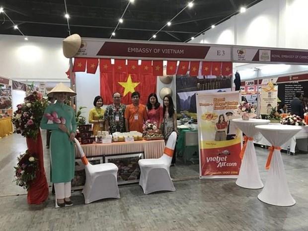 Celebran Festival de Gastronomia de la ASEAN en Myanmar hinh anh 1