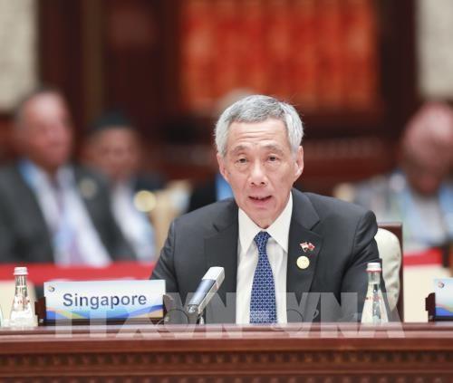 Planean extender en Singapur la edad para la jubilacion hinh anh 1