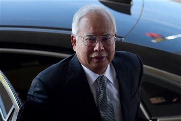 Posponen juicio por corrupcion contra exprimer ministro de Malasia hinh anh 1