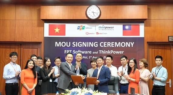 Provee empresa vietnamita soluciones tecnologicas a mercado taiwanes hinh anh 1