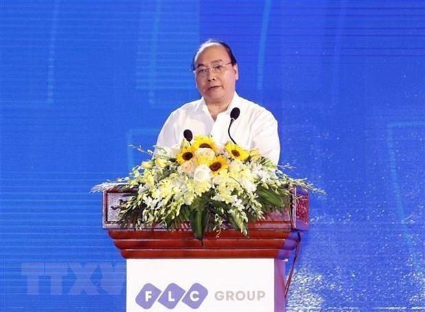 Proyecta Vietnam impulsar progreso economico del Centro hinh anh 1