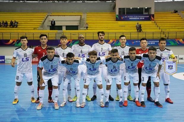 Felicita AFC a Vietnam por exitosa actuacion en campeonato regional de futsal hinh anh 1