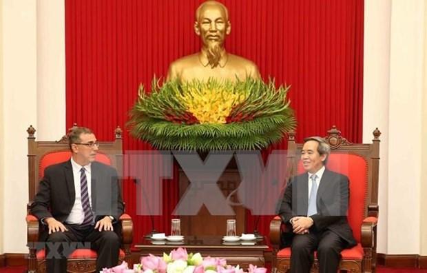 Vietnam aboga por respaldo continuo de FMI en cuestiones tecnicas hinh anh 1
