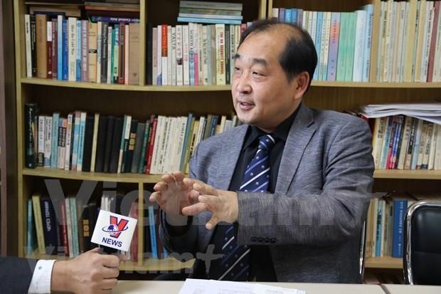 Insta experto surcoreano a aplicar normas internacionales en cuestion del Mar del Este hinh anh 1