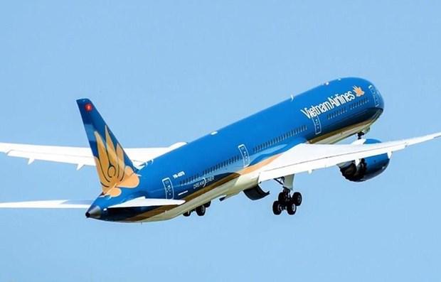Incorpora Vietnam Airlines a su flota nuevo avion Boeing 787-10 Dreamliner hinh anh 1