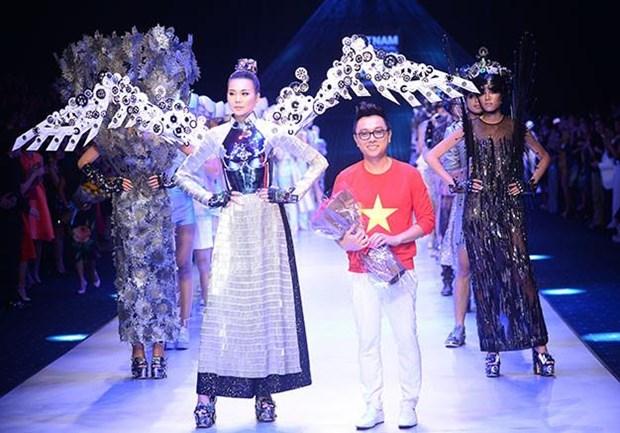 Participara disenador vietnamita en Semana de la Moda de Nueva York hinh anh 1