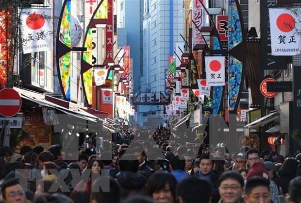 Crecio el turismo vietnamita a Japon un 21,8 por ciento en julio hinh anh 1