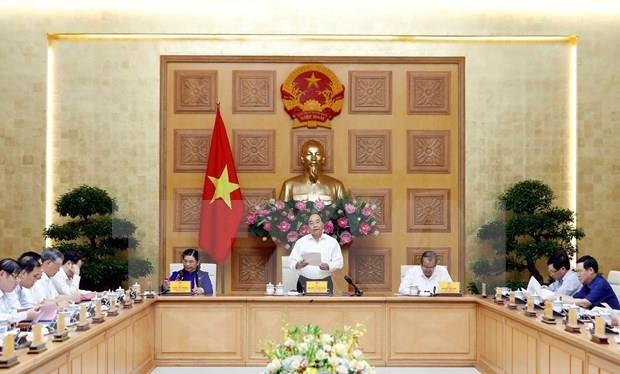 Pide premier de Vietnam propuestas para evitar trampa del ingreso medio hinh anh 1