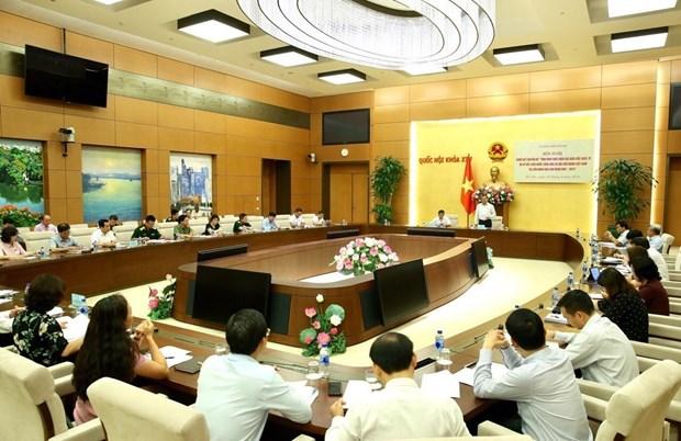 Evaluan implementacion de compromisos internacionales entre Vietnam y Rusia hinh anh 1