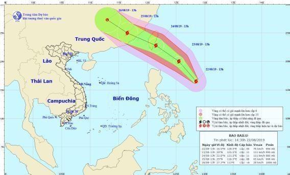 Reajusta Vietnam Airlines planes de vuelo por tormenta Bailu en Taiwan hinh anh 1