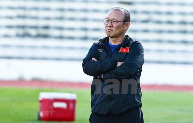 Anuncia Vietnam lista de 27 jugadores para Eliminatoria asiatica del Mundial de Futbol 2022 hinh anh 1