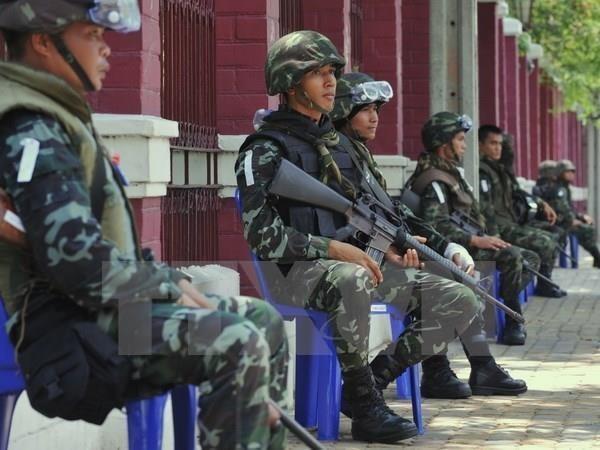 Tailandia extiende decreto de emergencia en el sur hinh anh 1