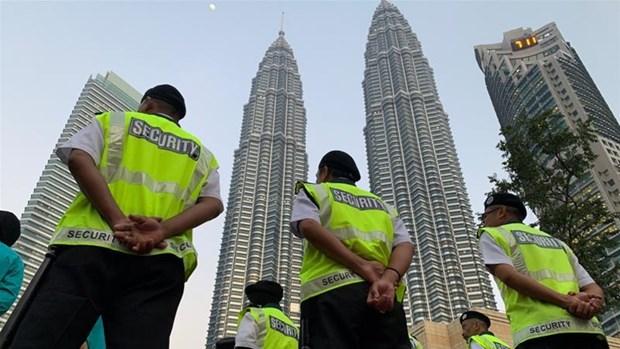 Incautan en Malasia drogas por valor de 161 millones de dolares hinh anh 1
