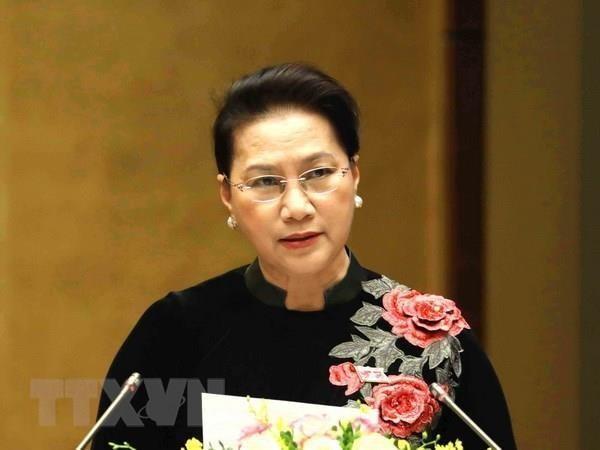 Vietnam participa en Asamblea General 40 de AIPA en Tailandia hinh anh 1