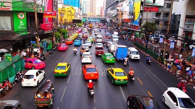 Elabora Tailandia estrategia para atraer companias afectadas por conflictos comerciales EE.UU.-China hinh anh 1