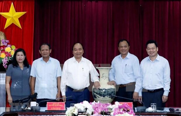 Premier vietnamita exige mayores esfuerzos por impulsar progreso de provincias nortenas hinh anh 1
