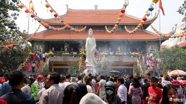 Construyen pagoda vietnamita Vinh Nghiem en Republica Checa hinh anh 1