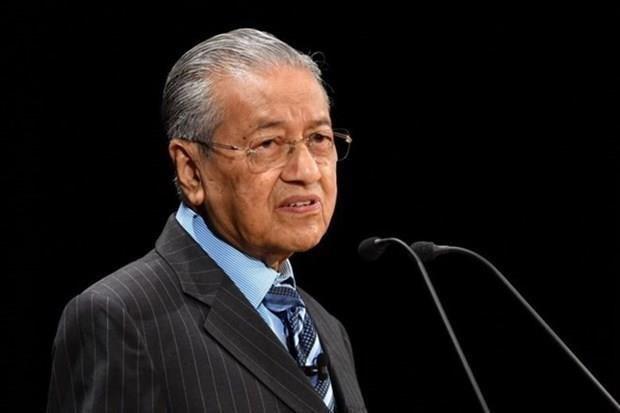 Destaca prensa malasia visita a Vietnam del primer ministro Mahathir Mohamad hinh anh 1